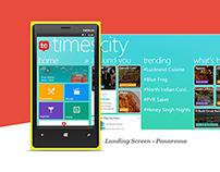 TimesCity WP App
