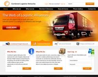 Freight Website Design