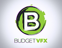 BudgetVFX brand logo