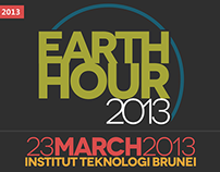Earth Hour ITB 2014