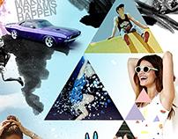 brand page web | GRAPHIC DESIGN