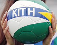 KITH Football Equipment Video Lookbook