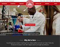 Redesign of IllinoisState.edu