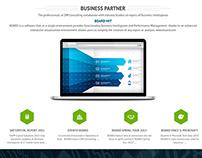 Website Design for Corporate Organization