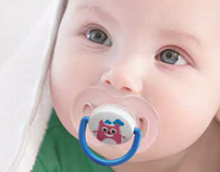 Philips Avent Soothers