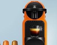 Nespresso Inissia Israel local site