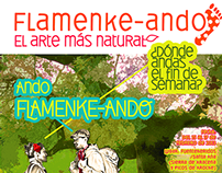 Flamenke-ando ::: Flamenco & Walking