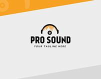 Pro Sound Logo Template