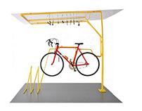 Atelier de réparation pour vélo