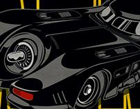 Batmobile '89