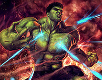 Hulk, The Incredible