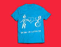 t-shirts be creative ( behance )