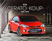 Drive - Kia Cerato Koup