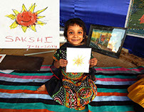 smile from India donated by Sakshi