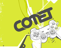 Comet Clothes Poster