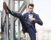 Socks By William - Brand Launch Campaign