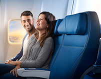 AIr Transat national campaign