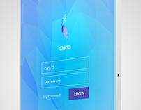 Cura Mobile App