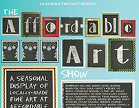 The Affordable Art Show
