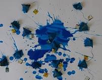 Compulsive Actions II - Blue Tea