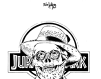 """MY 90's SUPER HEROES NEVER DIE"":JURASSIC PARK details"