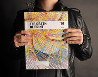 The Death of Print - Social Issue Magazine