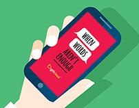 Giftcloud Rebrand, Campaign & Web UI
