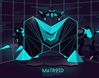 Videogame's logos: Matroid
