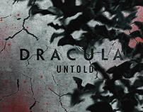 Dracula Untold Album Cover