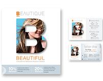 Beautique campaign