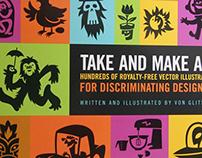 Take and Make Art Book