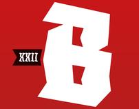 XXII Blasphema - Font Family