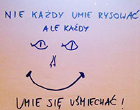 smile from Poland donated by Michał Szpak