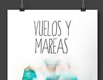 Vuelos y mareas - Aerial Theatre branding