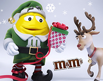 m&m's Ireland - 12 m's of Christmas