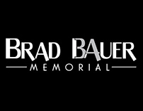 Logo Design - Brad Bauer Memorial