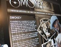Smokey Comedian