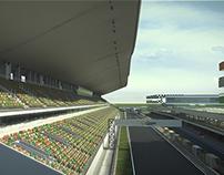 F1 circut INDIA