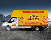 Pug Haüs - Marca e Food Truck