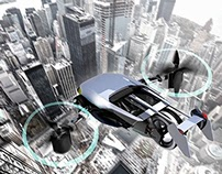 NIMBUS (flying car)