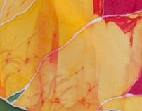 Batik and Silkscreen