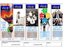 Elev8 HR Recruitment Banners Design