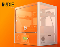 INDIE_3D printer for MaherSoft