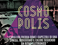Flyers COSMOPOLIS Events