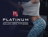 """Platinum 78"" Salon SPA Fitness"