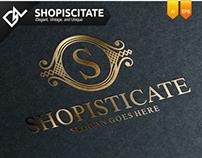 Shopisticate Logo Template