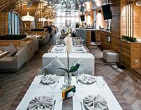 KOKON resto-bar Almaty