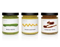 Personal Work - Waitrose sauce/Concept