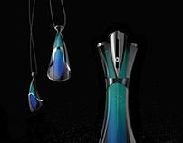 Enigma - A Perfume design