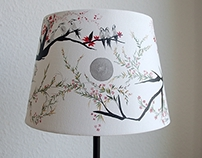 lamp nr. 4 - SOLD